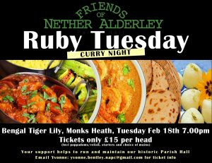Curry Night 180220