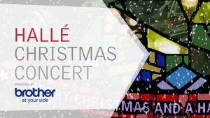 Halle Christmas concert 2020