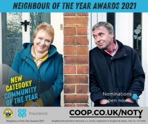 Neighbour of the Year 2021