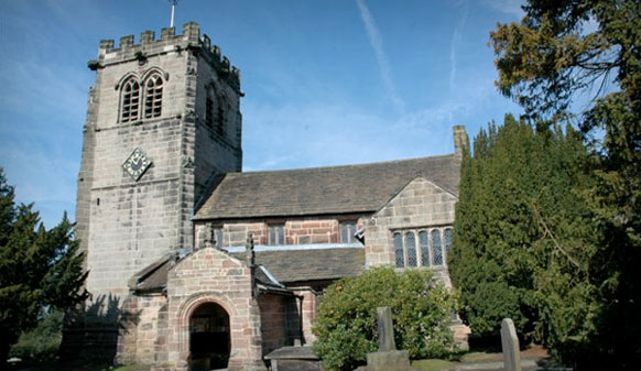 About St. Mary's Church | Nether Alderley, Cheshire UK