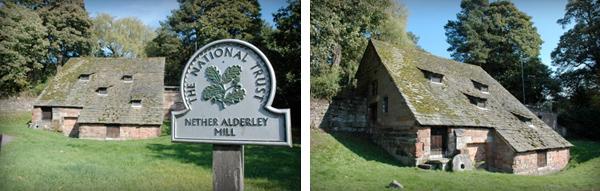 Nether Alderley Mill   Cheshire UK